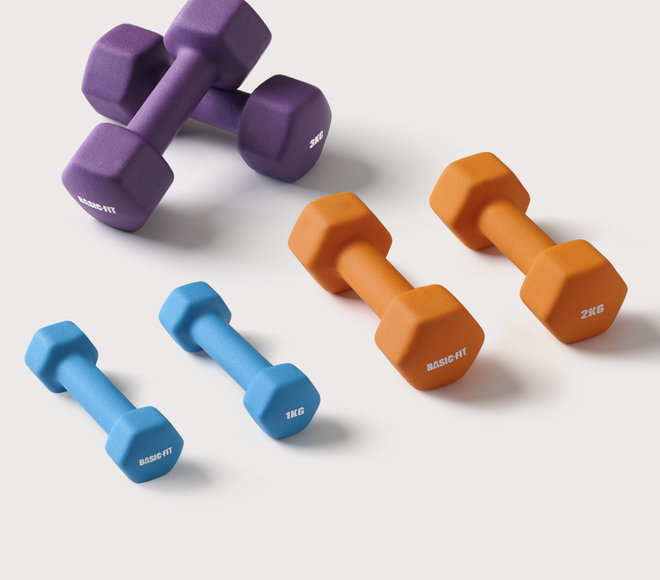 Dumbells bundle
