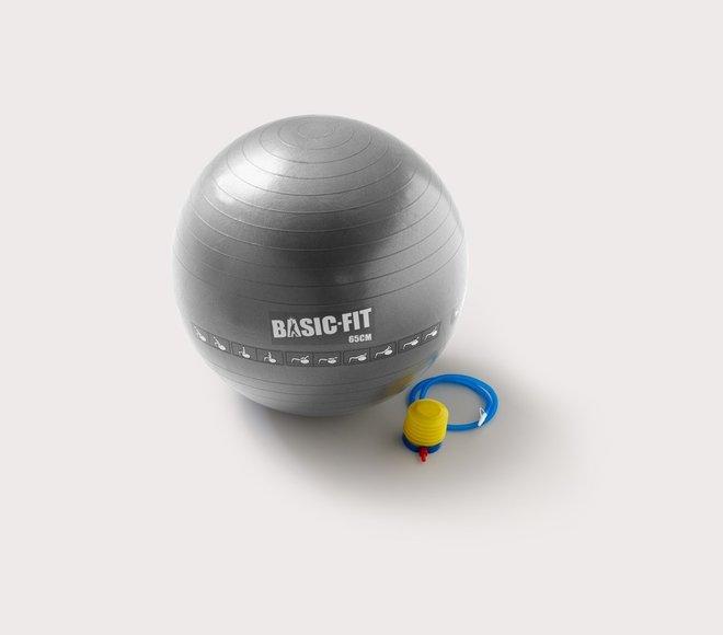 Instructievideo Fitnessbal