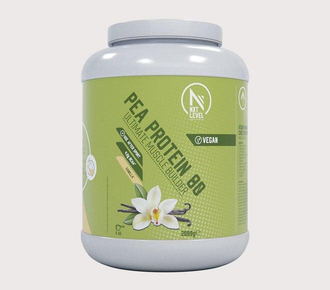 Pea Protein (2kg) - Vanille