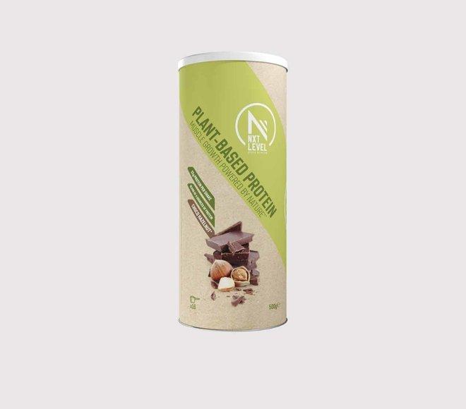 Plant-Based Protein (500g) - Choco Hazelnoot