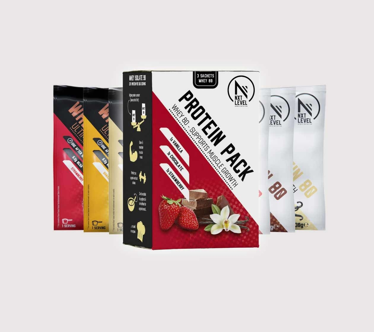 Protein Pack (6x30g)