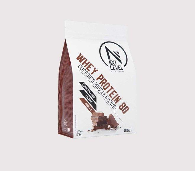 Whey Protein 80 (750g) - Elija entre 3 sabores
