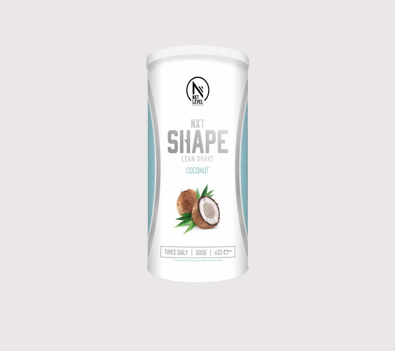 NXT Shape Lean Shake (500g) - Elija entre 3 sabores