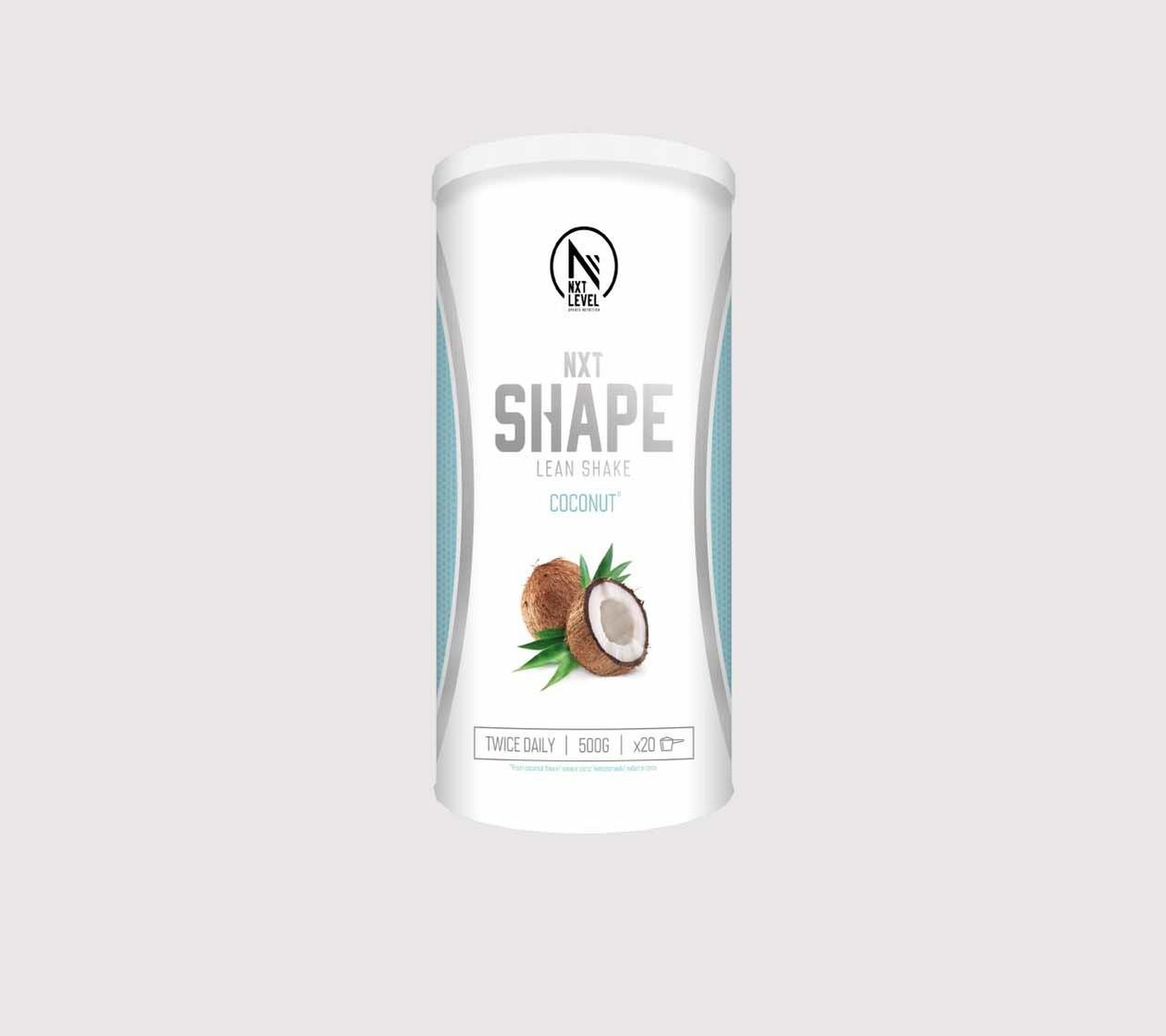 NXT Shape Lean Shake (500g) - Kies uit 3 smaken