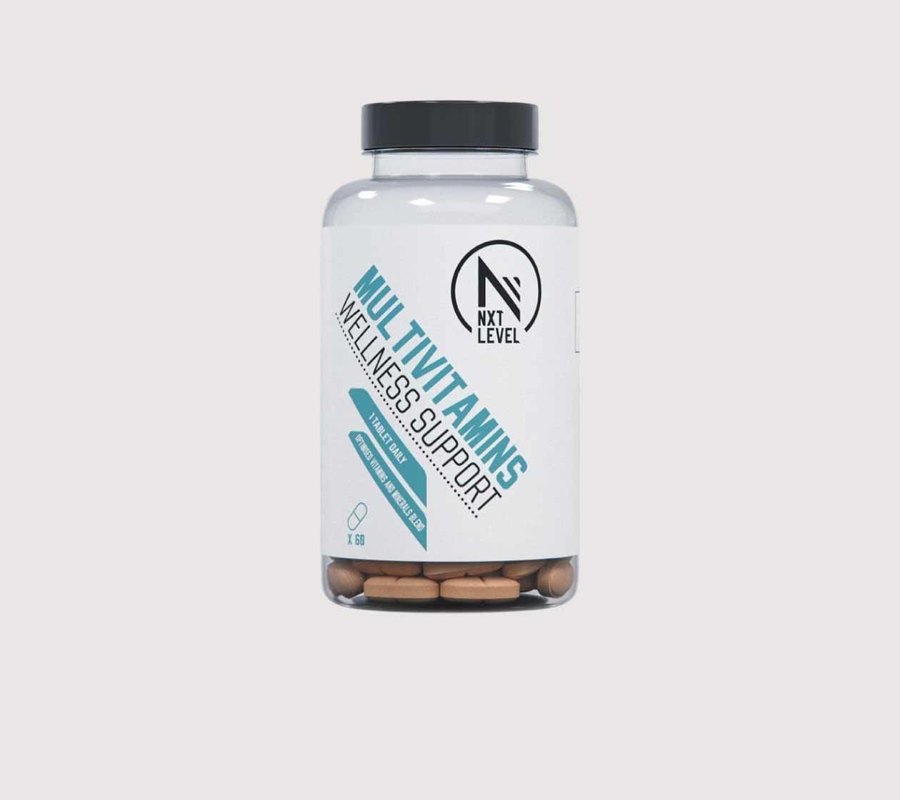 Multivitamins - 60 tabletas - 1 al dia