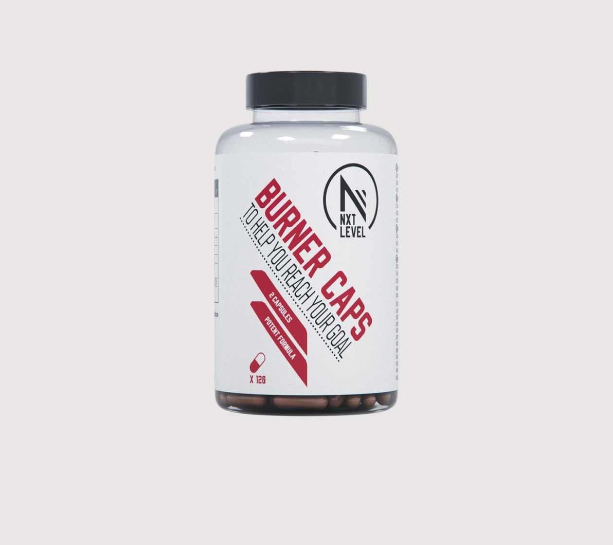 Burner Caps - 120 cápsulas - 2 al dia