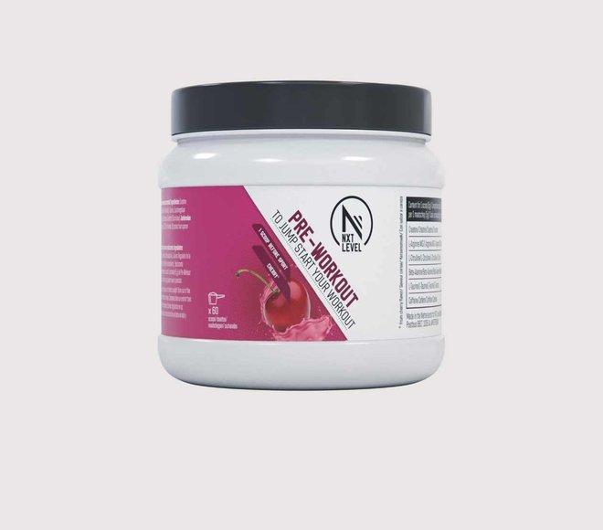 Pre Workout (300g) - Kies uit 2 smaken