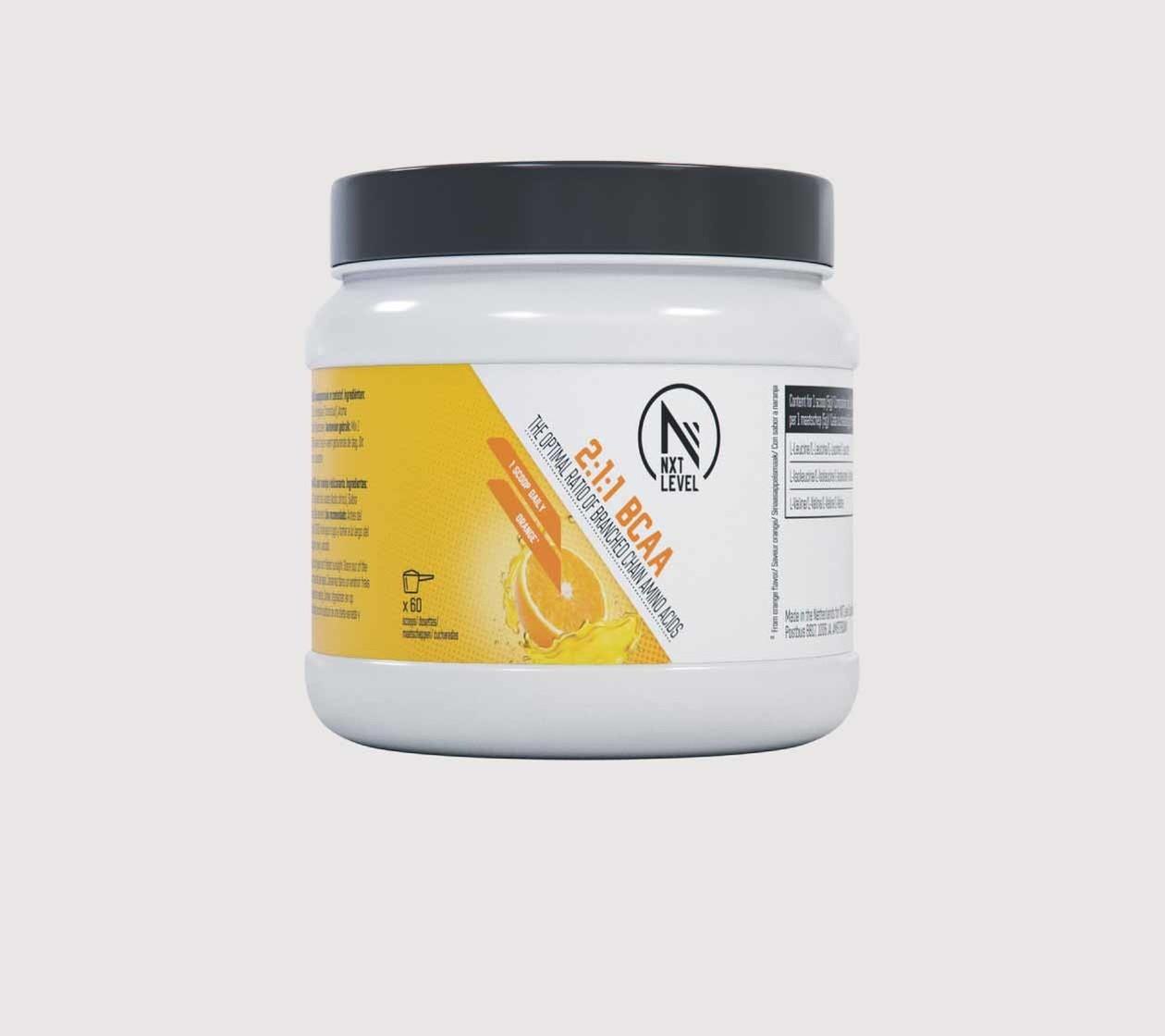 BCAA 2.1.1 (300g) - Kies uit 2 smaken
