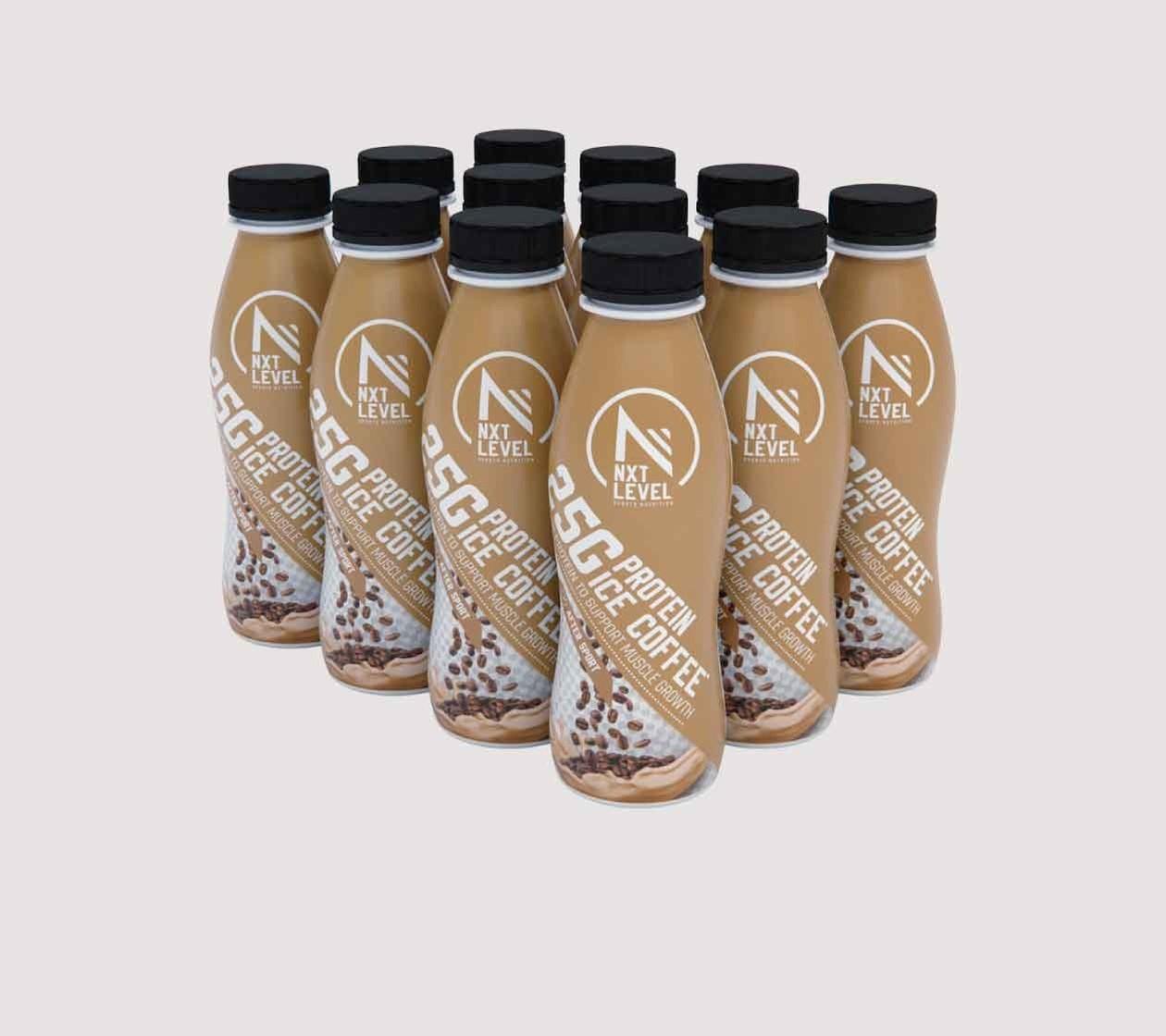 Batido de Proteína (12 piezas) - Elija entre 3 sabores