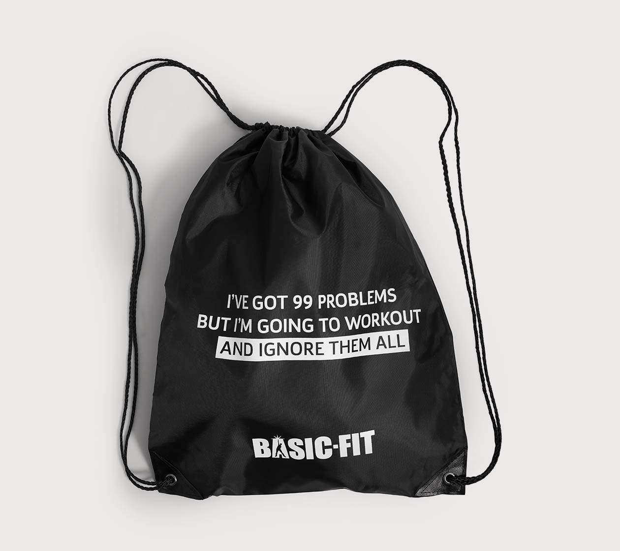 Bolsa con cordón