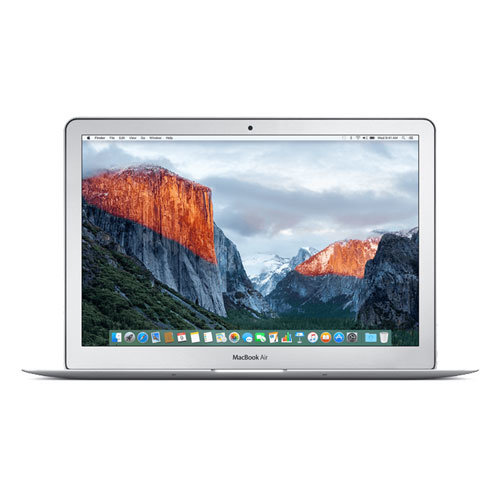 Refurbished MacBook Air (13,3-inch, begin 2015)