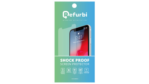Refurbi Tempered Glass iPhone 7 Plus & iPhone 8 Plus | iPhone 7 Plus & 8 Plus