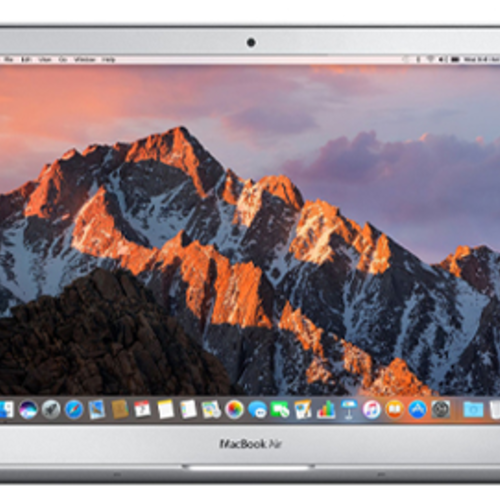 Refurbished MacBook Air (13,3-inch, medio 2017)