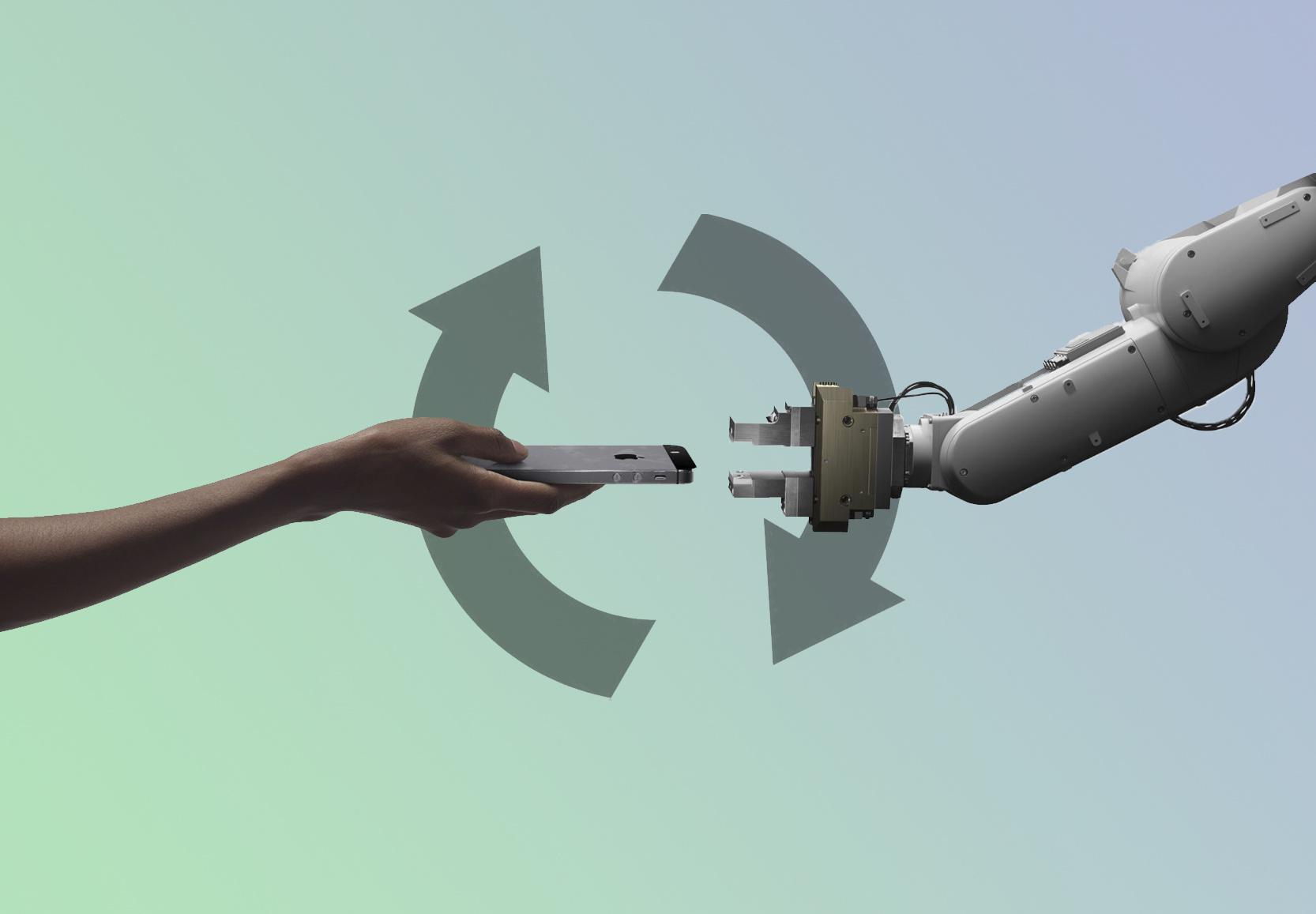Waarom recyclen bij Apple minder duurzaam is dan het lijkt