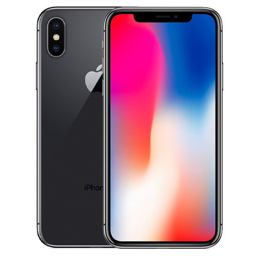 Apple Apple iPhone X Spacegrijs