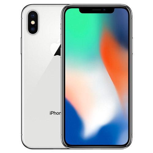 Apple Apple iPhone X Zilver