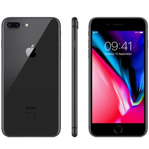 Apple Apple iPhone 8 Plus Spacegrijs