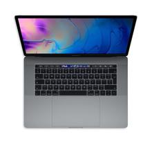 "C/B Grade MacBook pro 15"" Touch Bar - Space Gray - 1TB SSD - Intel Core i7 - 16GB RAM - 2.6GHz - QWERTY Internationaal"