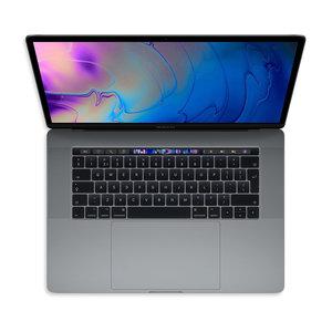 "Apple MacBook pro 15"" Touch Bar | Space Gray | 512GB SSD | Intel Core i7 | 16GB RAM | 2.8GHz | QWERTY Internationaal"