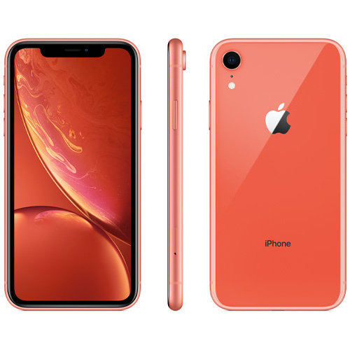Apple Apple iPhone XR Koraal