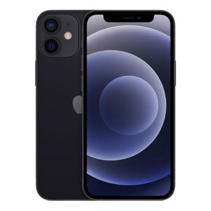 Apple Apple iPhone 12 Mini Zwart