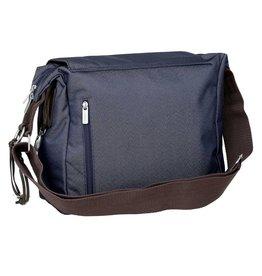 Lassig Lassig verzorgingstas messenger bag denim blue