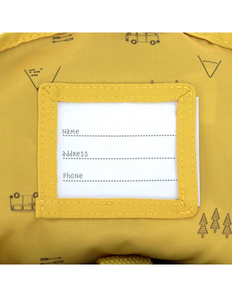 Lassig Lassig mini backpack adventure tipi
