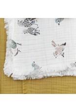 Elodie Elodie Details deken katoen feathered friends