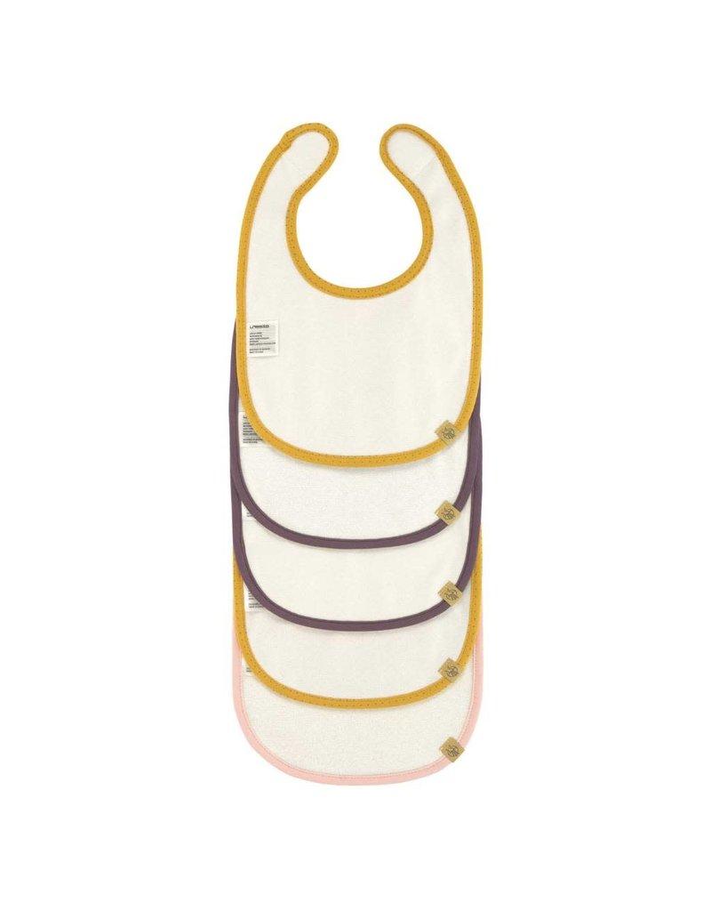 Lassig Lassig slabbetjes 5-pack little water swan