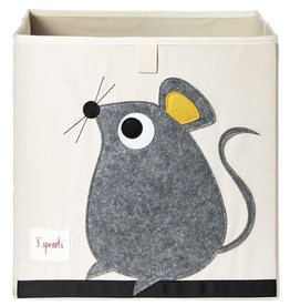 3 Sprouts 3 Sprouts opbergbox mouse