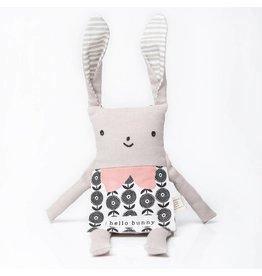 Wee Gallery Wee Gallery organic flippy friend - bunny