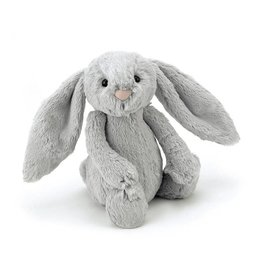 Jellycat Jellycat bashful bunny silver Medium