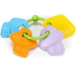 Green Toys Green Toys Rattle Keys