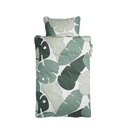 Done by Deer Done by Deer Tiny Tropics Junior Bedlinen dekbedovertrek
