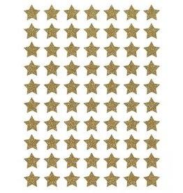 Lilipinso Lilipinso wall stickers stars glitter gold
