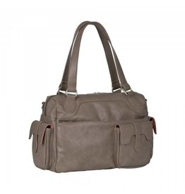 Lassig Lassig verzorgingstas tender shoulder bag hazel