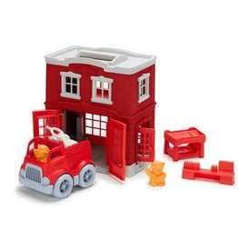Green Toys Green Toys Fire Station