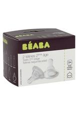 Béaba Béaba speen 2de leeftijd 2-pack