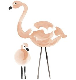 Lilipinso Lilipinso wall stickers flamingo groot