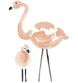 Lilipinso Lilipinso wall stickers flamingo groot