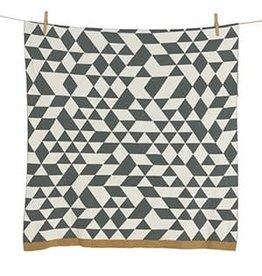 Quax Quax dekentje tricot triangle
