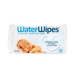 WaterWipes WaterWipes vochtige doekjes