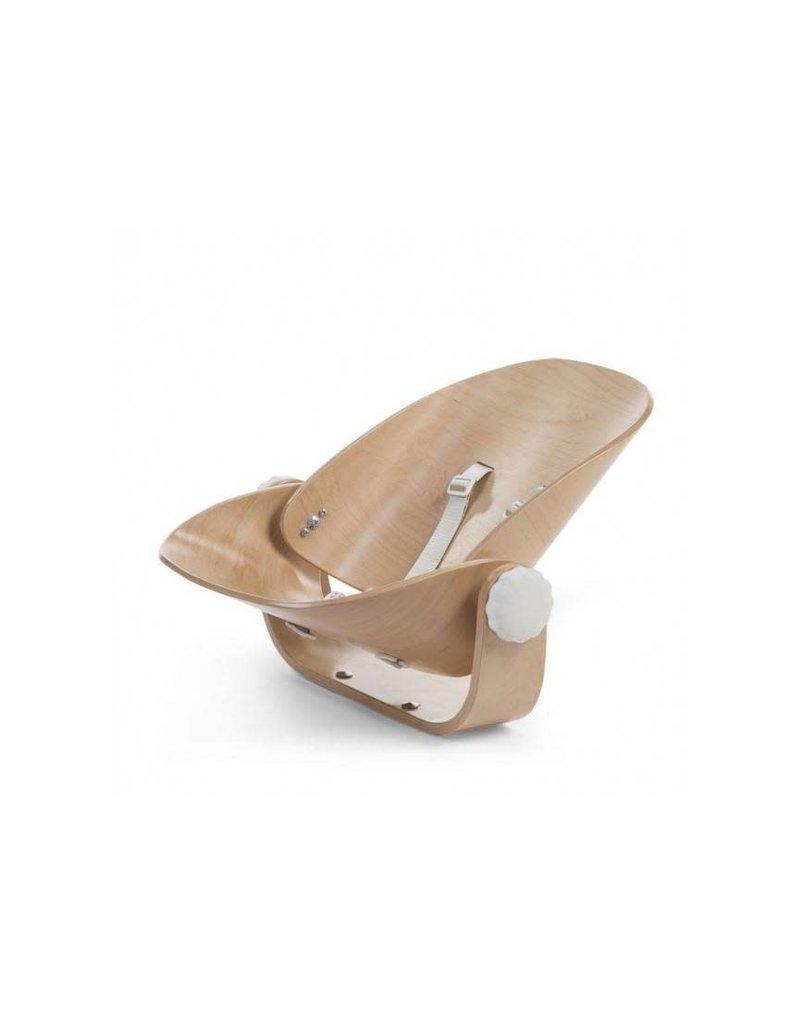 Childhome Childwood evolu newborn seat naturel/wit