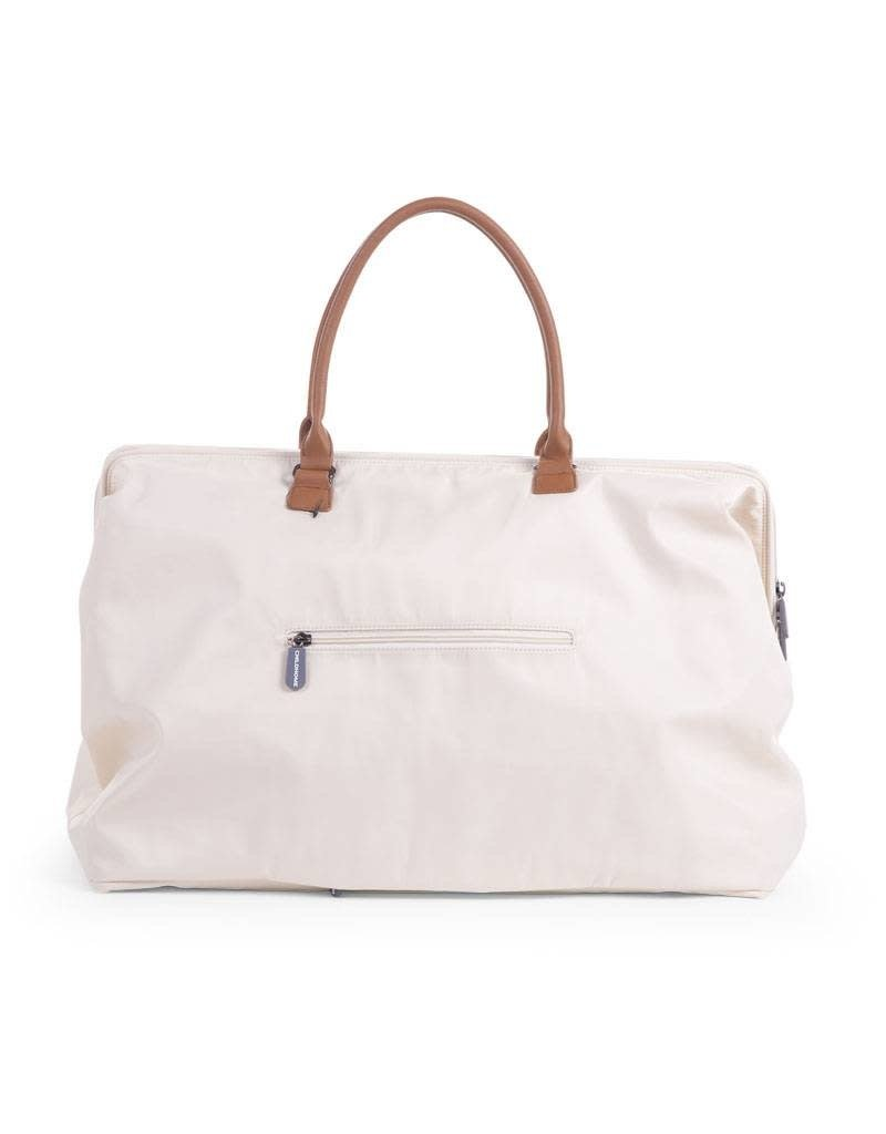 Childhome Childwheels mommy bag big off white