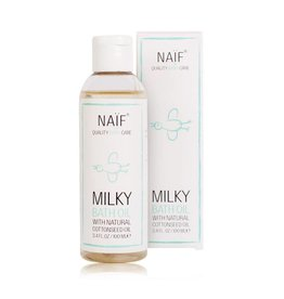 Naïf Naïf milky bath oil 100ml
