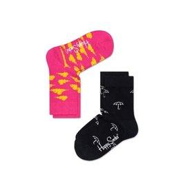 Happy Socks Happy Socks 2-pack Cloud 12 - 24 maanden
