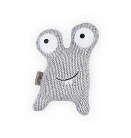 Jollein Jollein knuffel confetti monster grey