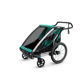 Thule Thule Chariot Lite 2 kid blue grass/black