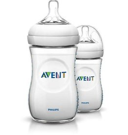 Avent Avent Natural flesje 260ml 1m+