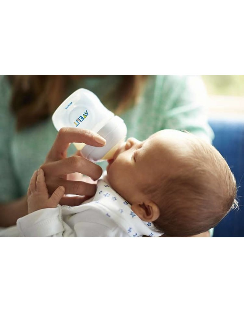 Avent Avent Natural speen langzame toevoer 1m+